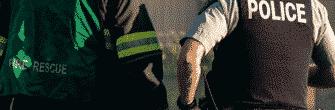 praćenje za policiju i vatrogasce