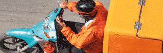 Dostava tereta električnim skuterima